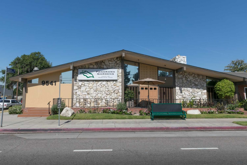 Panorama Gardens Nursing And Rehabilitation Center Is A Modern,  State Of The Art Care Center, Conveniently Located At 9541 Van Nuys Blvd,  Just North Of ...